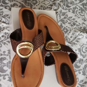 Adorable Brown Sandals